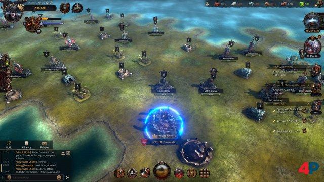 Screenshot - Warhammer: Chaos & Conquest (PC) 92600665