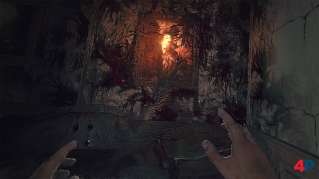 Screenshot - Layers of Fear (HTCVive)