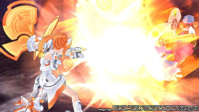 Screenshot - MegaTagmension Blanc   Neptune VS Zombies (PS_Vita) 92525095