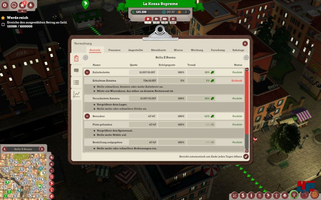 Screenshot - Pizza Connection 3 (PC) 92562605