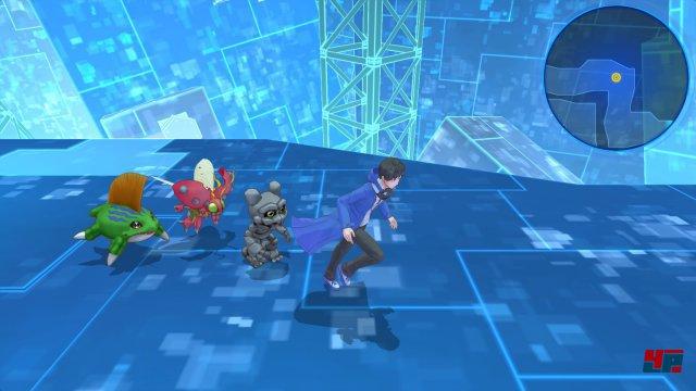 Screenshot - Digimon Story: Cyber Sleuth - Hacker's Memory (PS4) 92542705