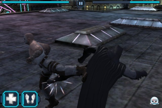 Screenshot - Batman: Arkham City Lockdown (iPhone) 2298487