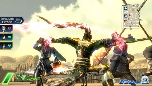 Screenshot - Dynasty Warriors: Next (PS_Vita) 2323792