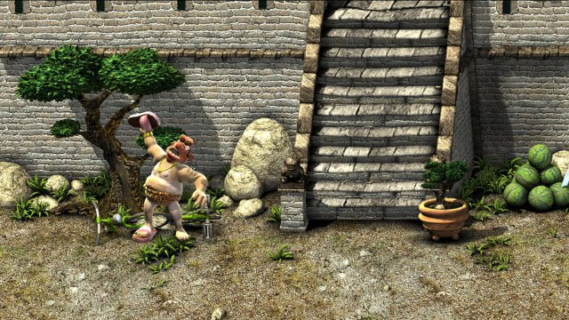 Screenshot - Neighbours back From Hell (PC)