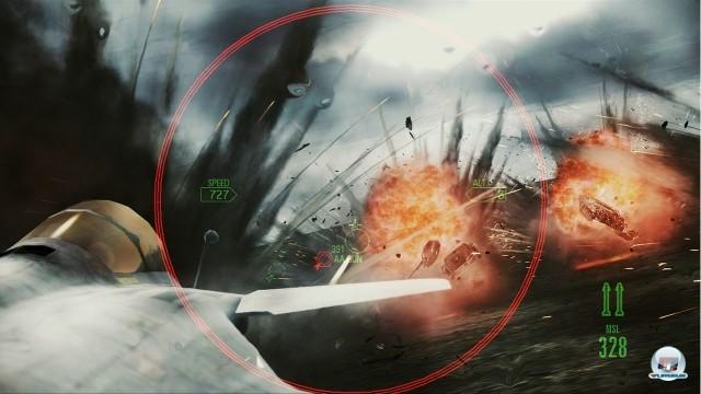 Screenshot - Ace Combat: Assault Horizon (360) 2222099