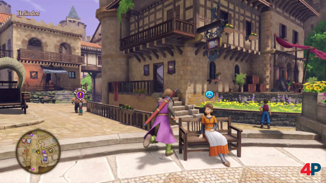 Screenshot - Dragon Quest 11: Streiter des Schicksals (Switch) 92596929