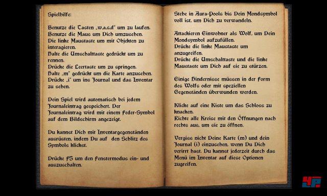 Screenshot - Werwolf - Vom Jäger zum Gejegten (PC)