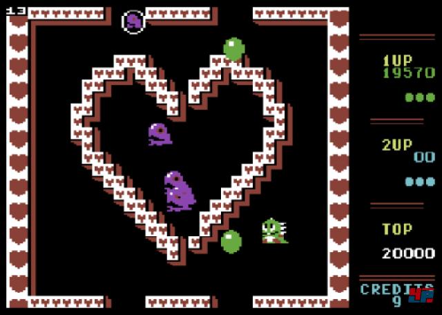 Screenshot - Bubble Bobble (Oldie) (PC) 92493579