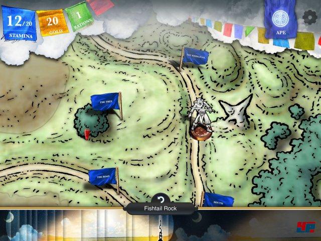 Screenshot - Sorcery! - Teil 3 (iPad) 92503546