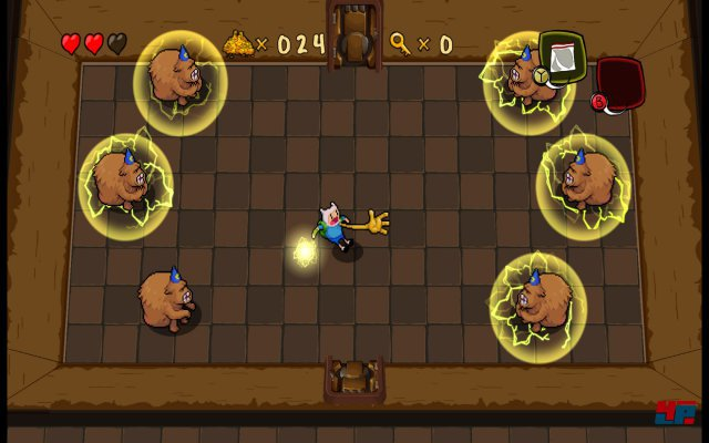 Screenshot - Adventure Time: Secret of the Nameless Kingdom (360) 92490372