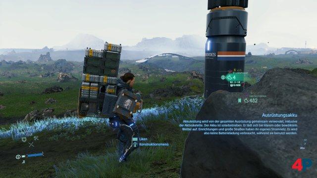 Screenshot - Death Stranding (PS4) 92599472