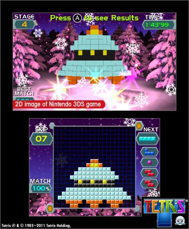 Screenshot - Tetris (3DS) 2231167
