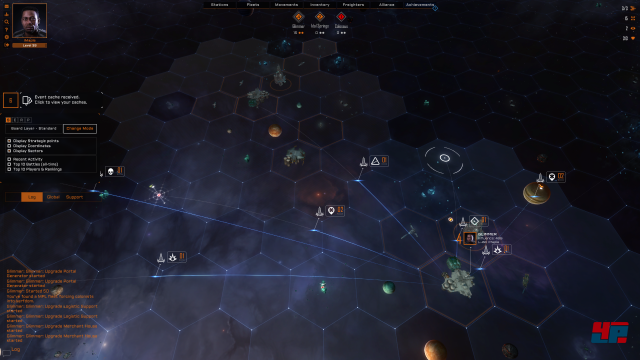 Screenshot - Starborne: Sovereign Space (PC)