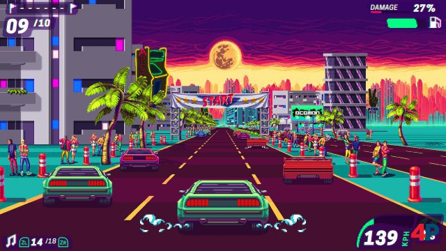 Screenshot - 80's Overdrive (Switch) 92612841