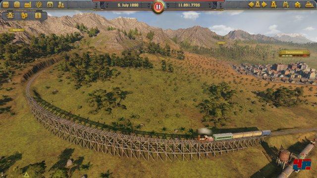 Screenshot - Railway Empire (Linux) 92540914