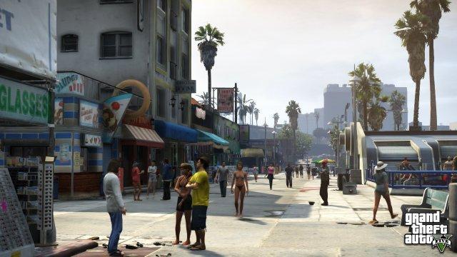 Screenshot - Grand Theft Auto V (360) 92437957
