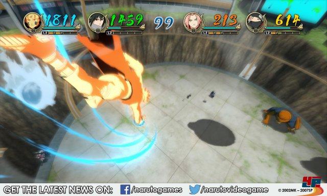 Screenshot - Naruto Shippuden: Ultimate Ninja Storm Revolution (360) 92476601