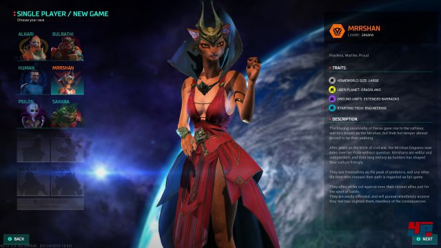Screenshot - Master of Orion (PC) 92520997