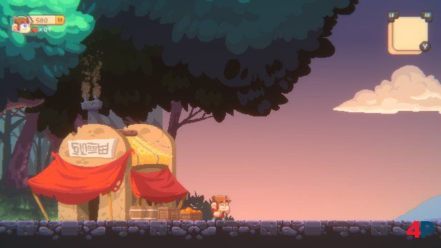 Screenshot - Alex Kidd in Miracle World DX (PS4)