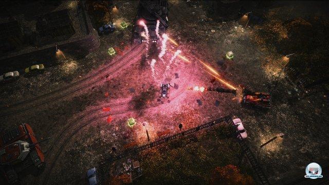 Screenshot - Renegade Ops (PlayStation3) 2263187