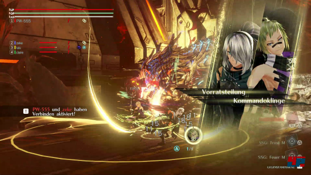 Screenshot - God Eater 3 (PS4) 92582117