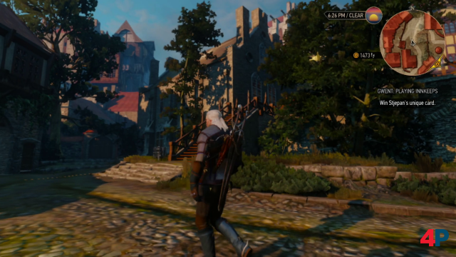Screenshot - The Witcher 3: Wild Hunt (Switch)