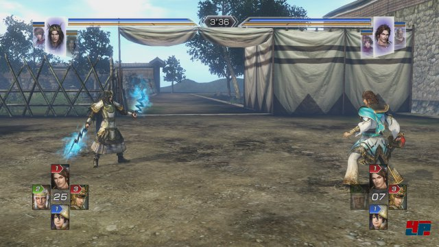Screenshot - Warriors Orochi 3 Ultimate (PlayStation4) 92490061