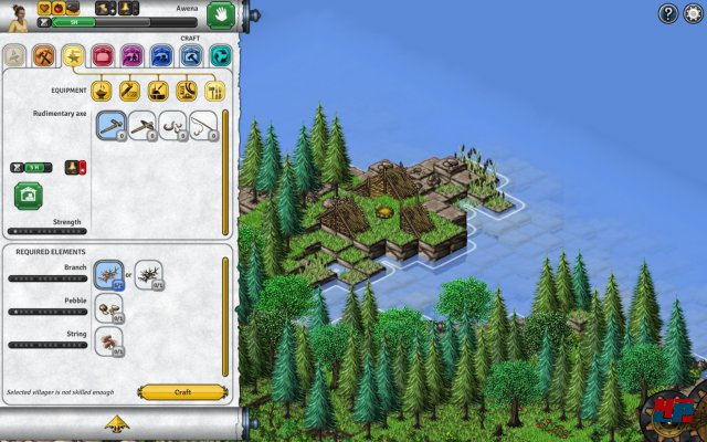 Screenshot - Stormland (Linux)