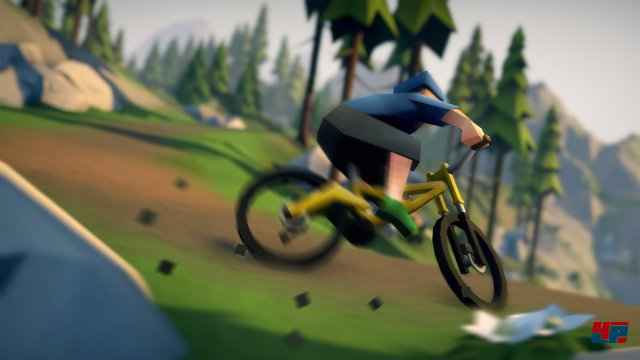 Screenshot - Lonely Mountains: Downhill (Linux) 92554378