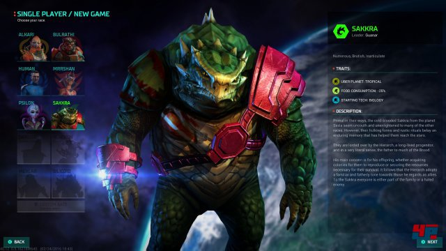 Screenshot - Master of Orion (PC) 92521000