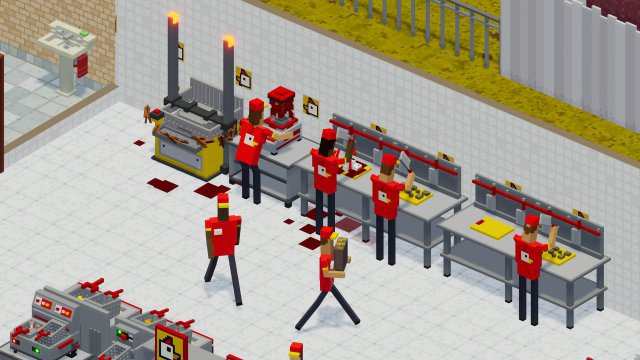 Screenshot - Definitely Not Fried Chicken (PC) 92634122