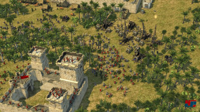 Screenshot - Stronghold Crusader 2 (PC)