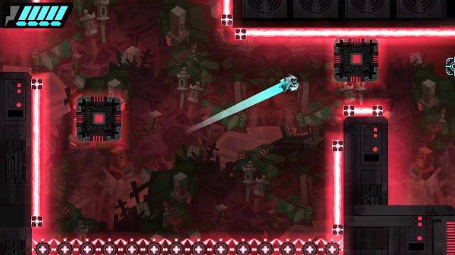Screenshot - Cyjin: The Cyborg Ninja (PC)