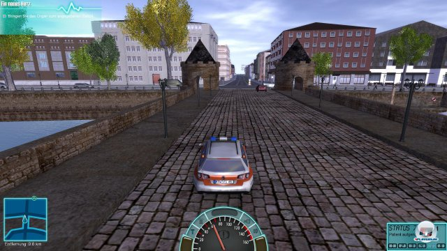 Screenshot - Rettungswagen-Simulator 2014 (PC) 92468152
