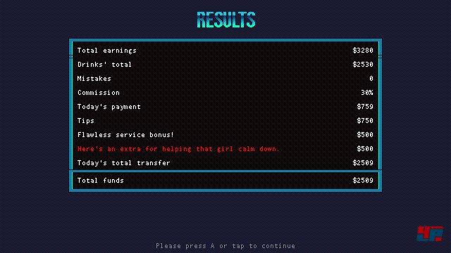 Screenshot - VA-11 Hall-A: Cyberpunk Bartender Action (Switch) 92588259