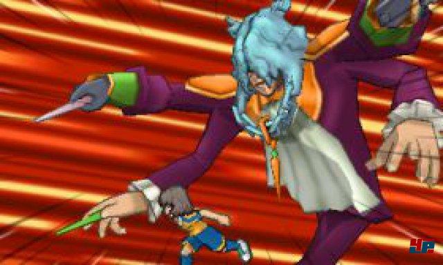 Screenshot - Inazuma Eleven Go: Licht & Schatten (3DS)