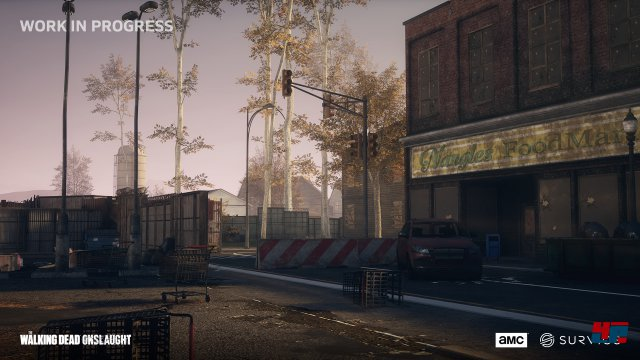 Screenshot -  The Walking Dead Onslaught VR (HTCVive) 92588354