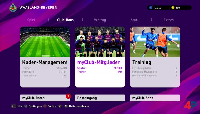 Screenshot - eFootball PES 2020 (PS4) 92596424