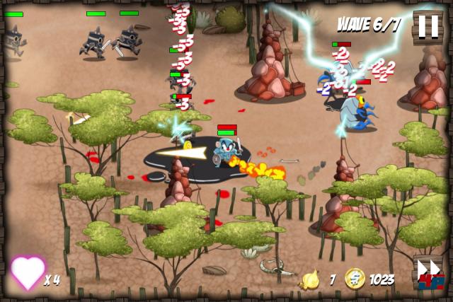 Screenshot - Onion Force (PC) 92518061