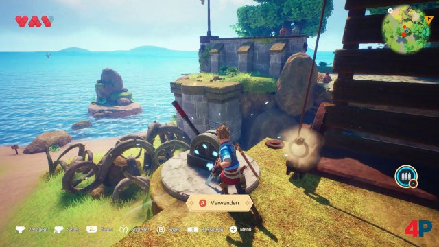 Screenshot - Oceanhorn 2: Knights of the Lost Realm (Switch) 92628165