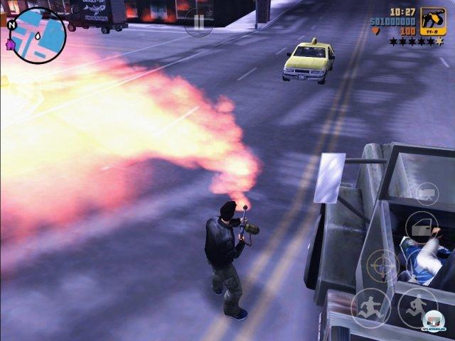 Screenshot - Grand Theft Auto III (iPad) 2299437