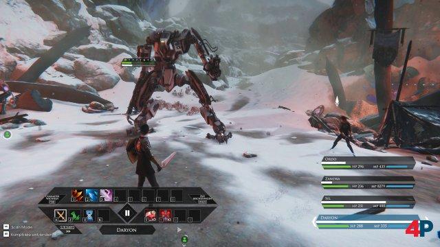 Screenshot - Edge of Eternity (PC) 92643652