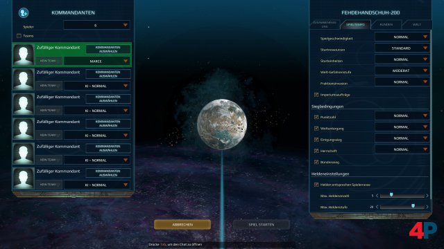 Screenshot - Age of Wonders: Planetfall (PC) 92593904