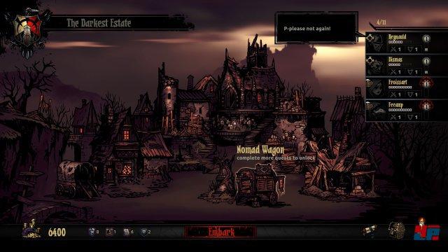 Screenshot - Darkest Dungeon (PC) 92499026