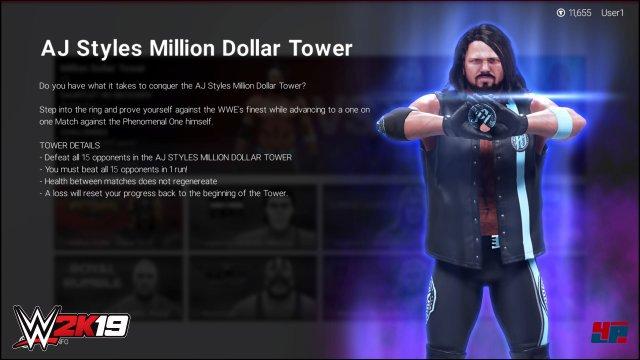 Screenshot - WWE 2K19 (PC) 92570487