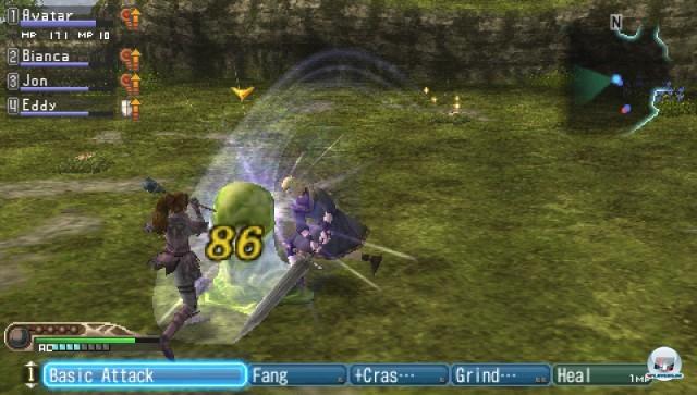 Screenshot - White Knight Chronicles: Origins (PSP) 2226964