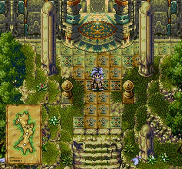 Star Ocean (SNES 1996)<br><br>1996 veröffentlichte tri-Ace sein erstes Star Ocean über Enix, das ebenfalls flotte Kämpfe in Echtzeit bot, bei denen ihr die Kontrolle über den Protagonisten übernahmt, während der Rest der Truppe von der KI gesteuert wurde. Auch hier konnte man das Spiel jederzeit pausieren, um strategische Änderungen vorzunehmen. Eine echte Besonderheit des Spiels war jedoch das dynamische Beziehungsgeflecht unter den Charakteren, in das man durch bestimmte Handlungen aktiv eingreifen konnte. Zudem bot der Titel ein aufwändiges Crafting-System, bei dem man mit entsprechenden Skills zahlreiche Items herstellen konnte. 1720278