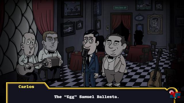 Screenshot - Tango: The Adventure Game (Mac)