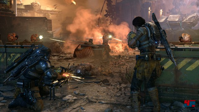 Screenshot - Gears of War 4 (PC) 92527876