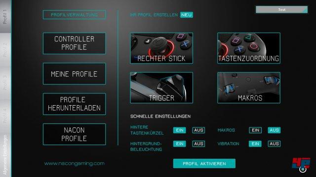 Screenshot - NACON Revolution Pro Controller (PS4) 92542057